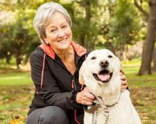 Miért érdemes háziállatot tartani, 50 felett is