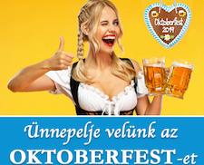 Müncheni Oktoberfest..
