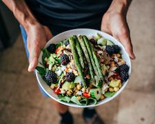 A vegán étrend előnyei