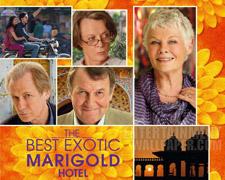 Mozitippünk áprilisra: - Keleti nyugalom - A második Marigold Hotel